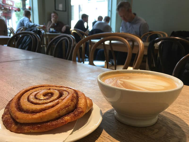 Kaffebrenneriet er en af de mest hyggelige caféer i Oslo