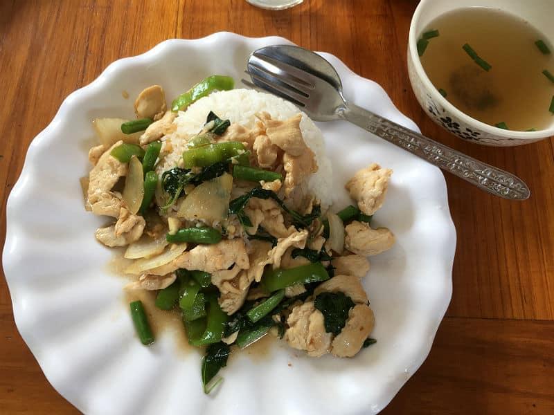 Phonheuang Cafe i Luang Prabang - Globetrotters.dk