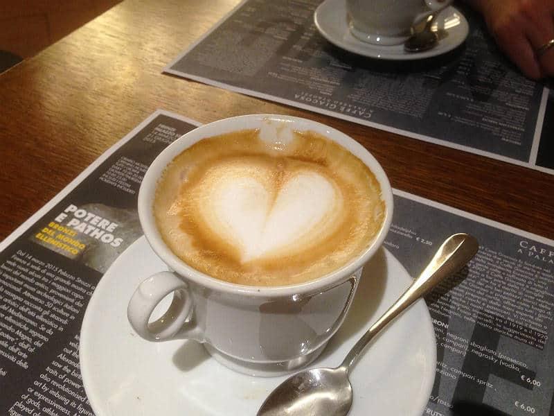 Du kan få virkelig god kaffe i Europa