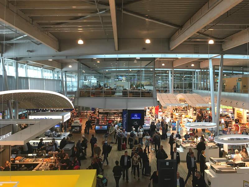Lufthavns støj og larm kan være voldsomt, når man er lydfølsom