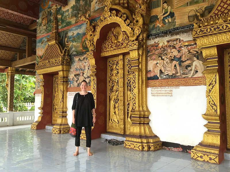 Luang Prabang i Laos er et godt sted at rejse til, når du er lydfølsom