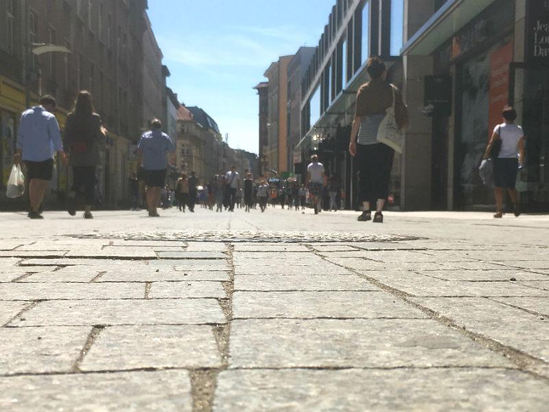 Shopping i Polen