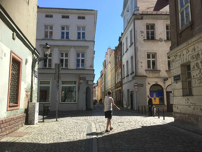 Gadeliv i Polen