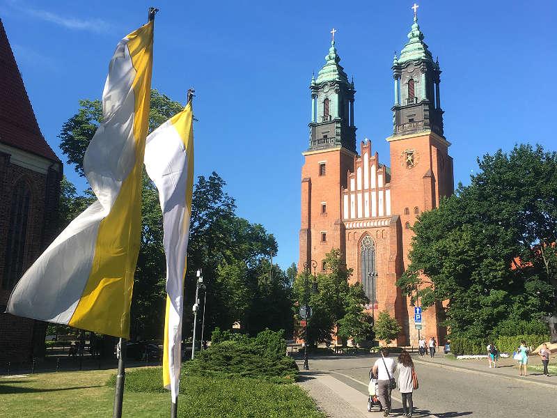 Katedralen i Poznan