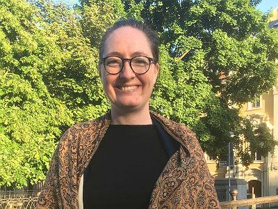Maria Erica Jensen maj 2018