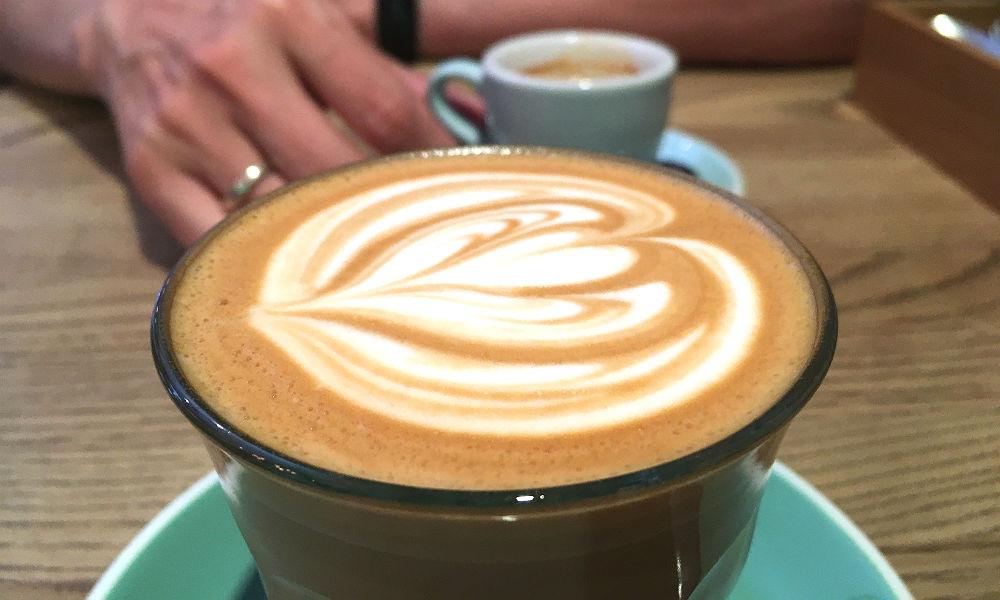 Caféer og kaffebarer i Moskva