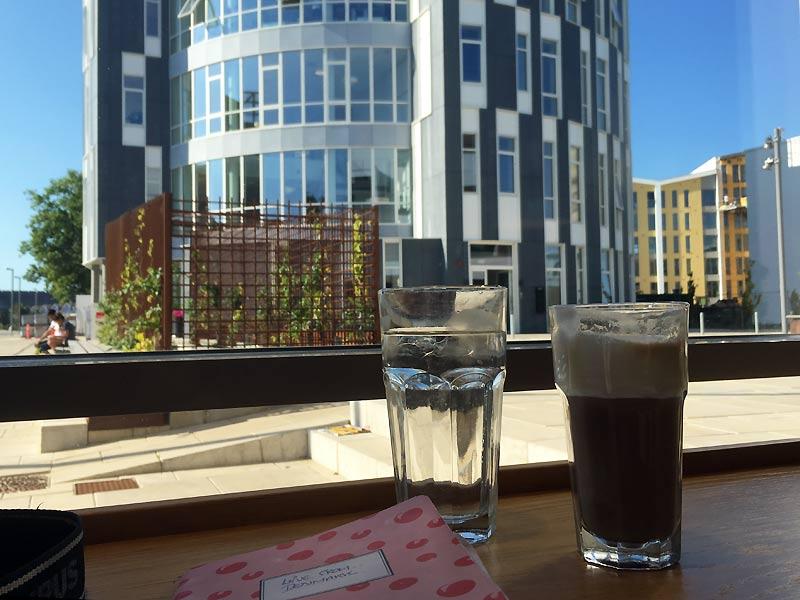 Caféliv ved Eternitten i Aalborg