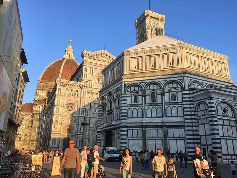 Domkirken Duomo i Firenze