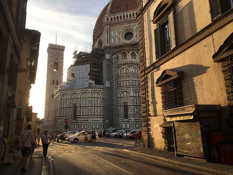 Domkirken Santa Maria del Fiore i Firenze