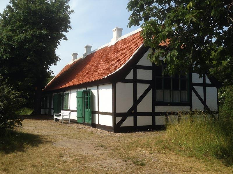 Drachmanns Hus i Skagen