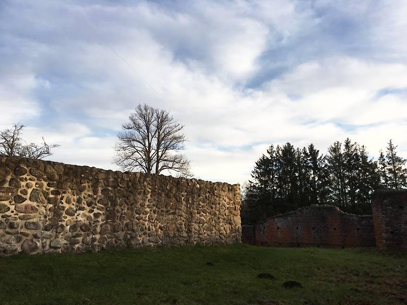 Gurre Slot ved Helsingør