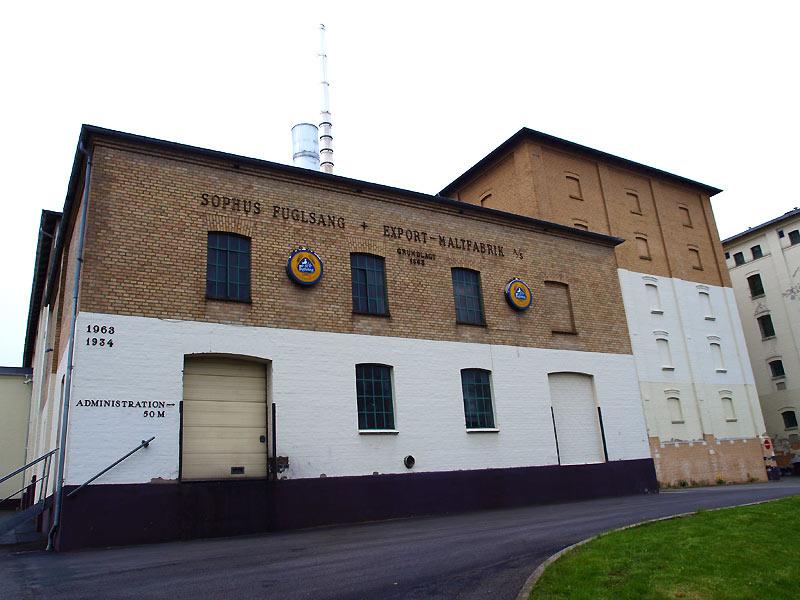 Fuglsang-bryggeriet i Haderslev