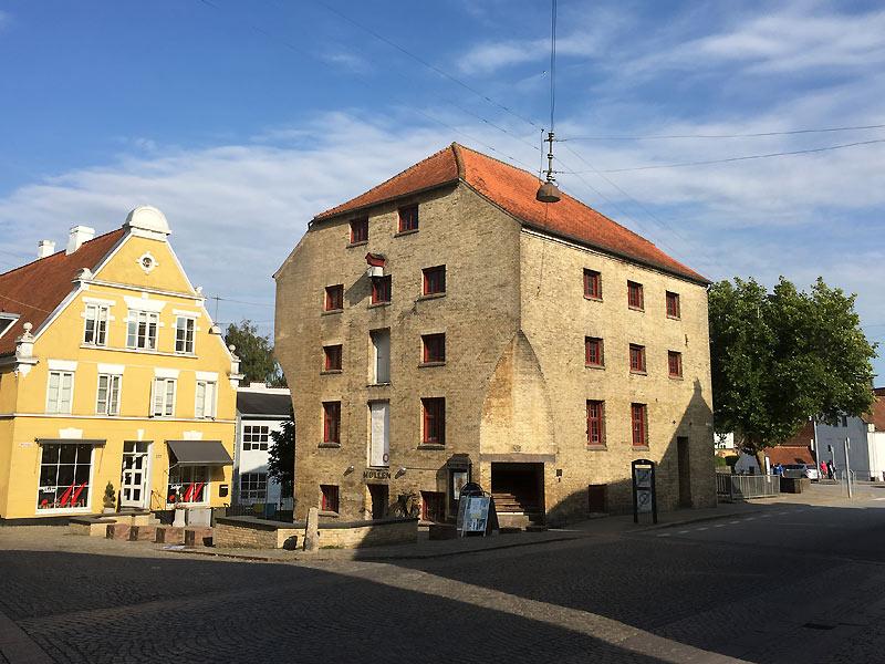 Teateret Møllen i Haderslev