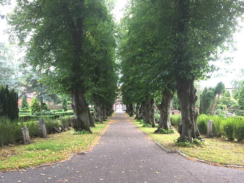 Nordre Kirkegård i Horsens