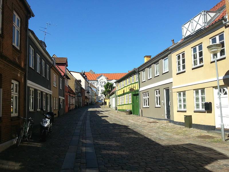 Gaden Fugholm i Horsens