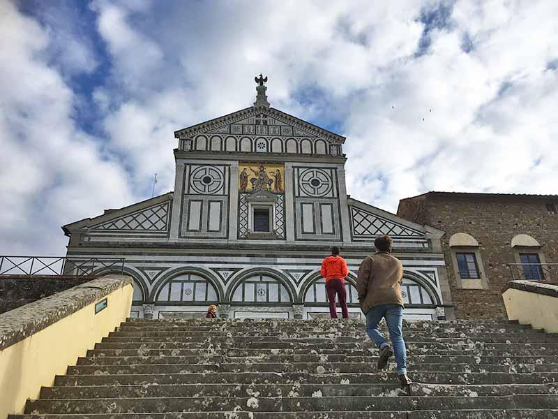 San Miniato al Monte i Firenze