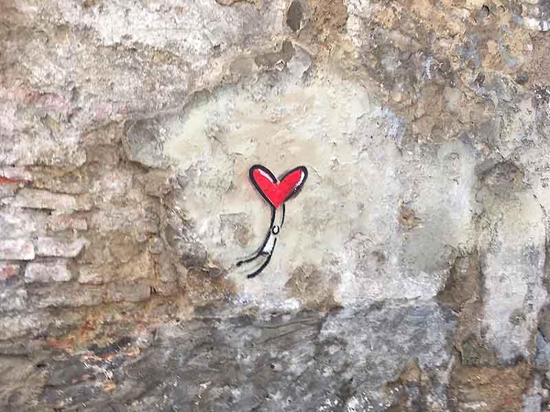Street art i Firenze