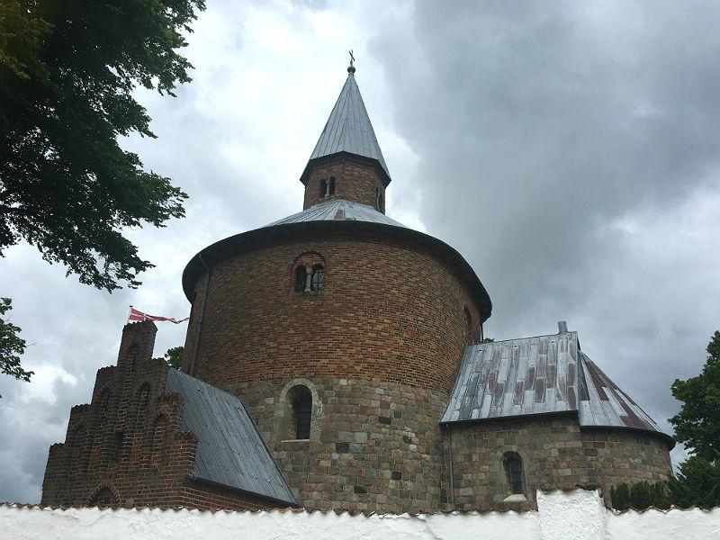 Bjernede Kirke på Sjælland