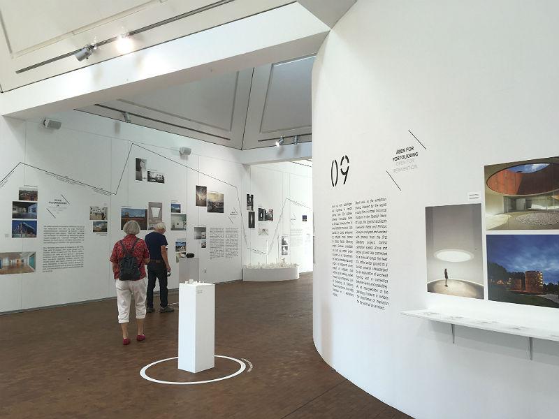 Spændende udstilling på Utzon Center
