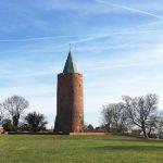 Gåsetårnet og borgen i Vordingborg
