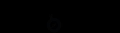 Kuffert og kompas logo