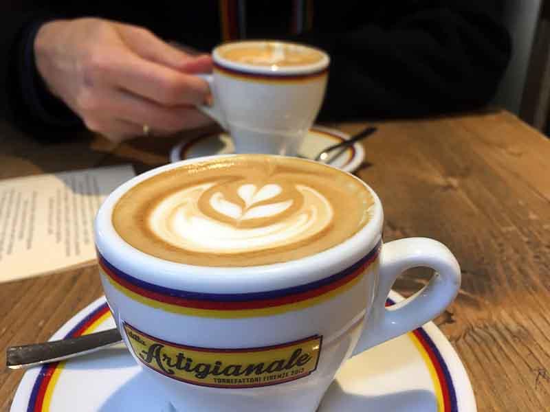 Kaffe i Firenze