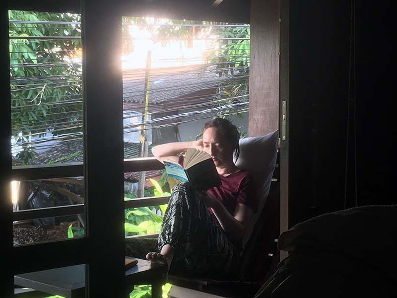 Sensitive rejsende har ofte brug for at holde pause fx på vores hotelværelser