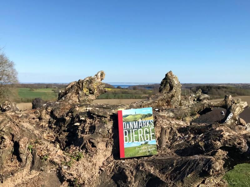 Roger Pihls bog om Danmarks bjerge