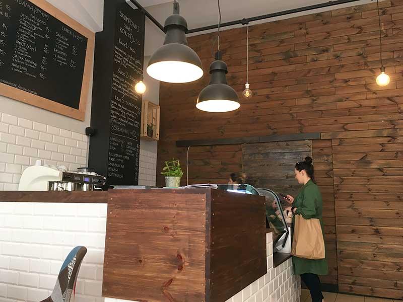 café Jaglana i Poznan
