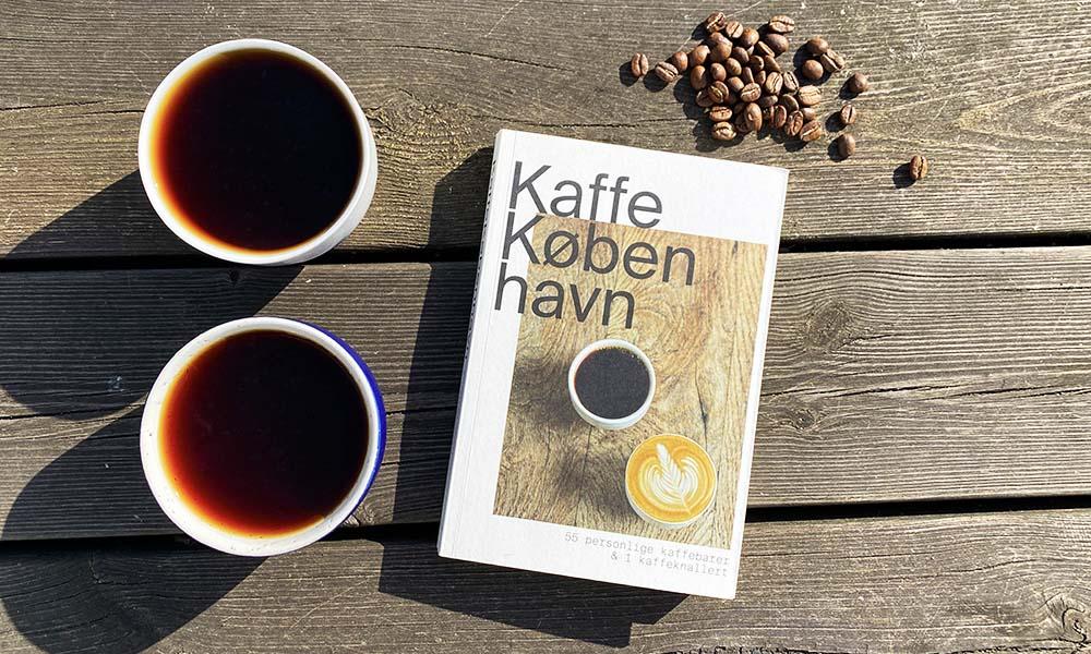 Bogen KaffeKøbenhavn af Anja Olsen